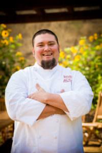 Wente chef Mike Ward